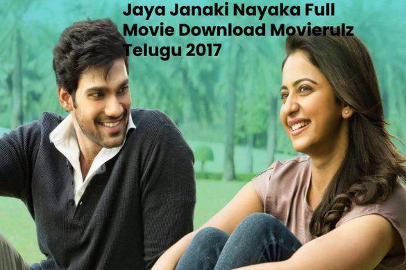 Jaya Janaki Nayaka Full Movie Download Movierulz Telugu 2017